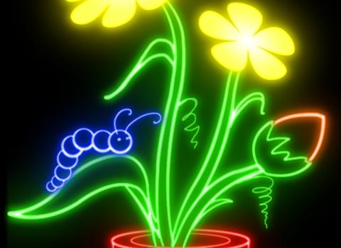 Glow Draw Ekran Görüntüleri - 2