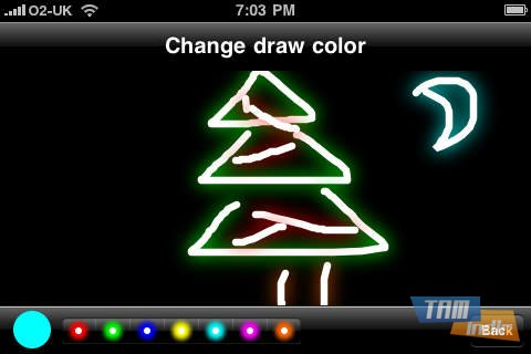 Glow Draw! Ekran Görüntüleri - 2