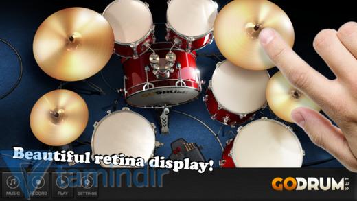 Go! Drum Set Ekran Görüntüleri - 3