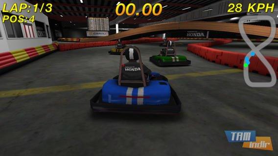Go Karting Free Ekran Görüntüleri - 5