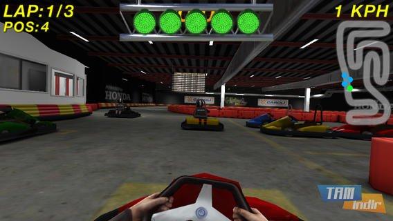 Go Karting Free Ekran Görüntüleri - 4