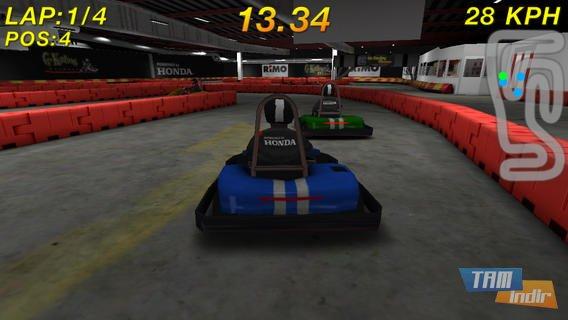 Go Karting Free Ekran Görüntüleri - 3