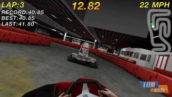 Go Karting Free Ekran Görüntüleri - 2