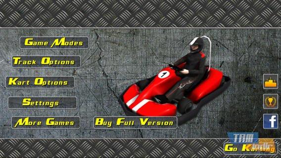 Go Karting Free Ekran Görüntüleri - 1