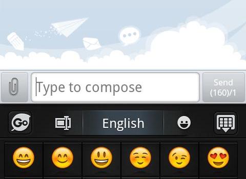 GO Keyboard Ekran Görüntüleri - 2