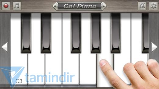 Go! Piano Ekran Görüntüleri - 3