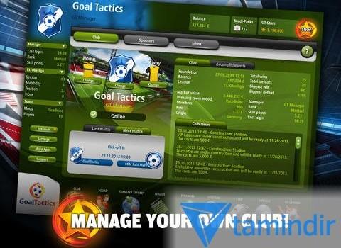Goal Tactics Ekran Görüntüleri - 5