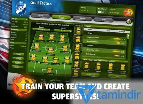 Goal Tactics Ekran Görüntüleri - 4