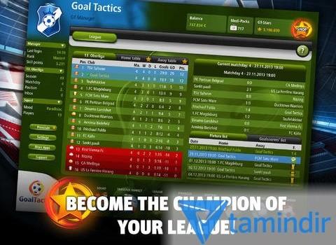 Goal Tactics Ekran Görüntüleri - 3