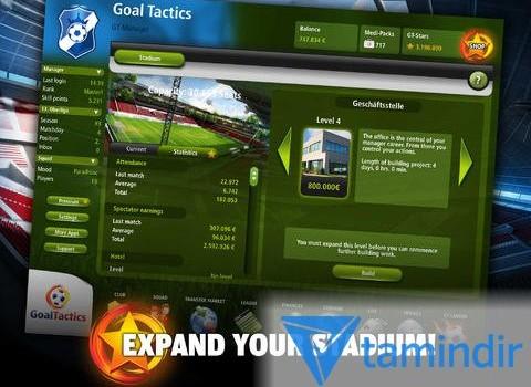 Goal Tactics Ekran Görüntüleri - 2