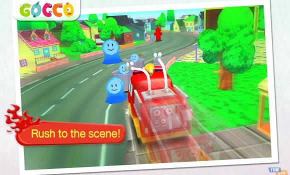 Gocco Fire Truck Ekran Görüntüleri - 5