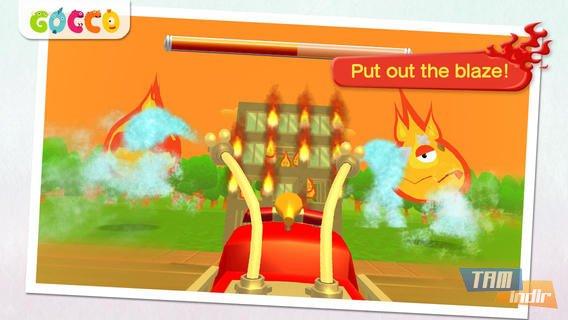 Gocco Fire Truck Ekran Görüntüleri - 4