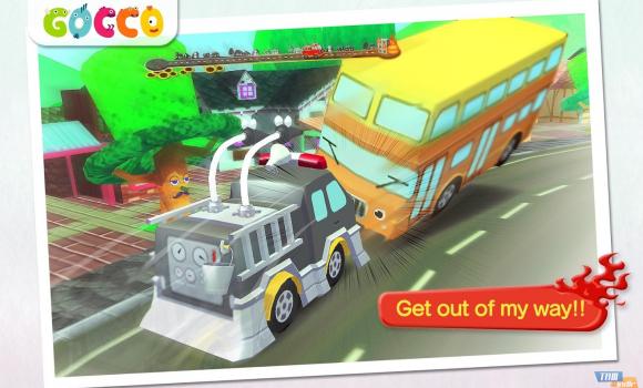 Gocco Fire Truck Ekran Görüntüleri - 3