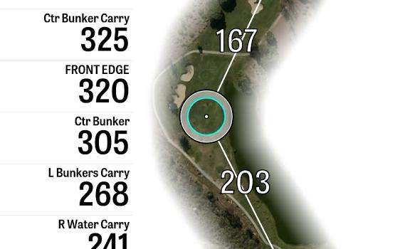 Golfshot Ekran Görüntüleri - 4