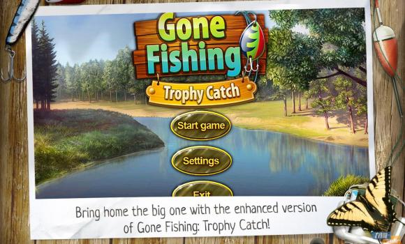 Gone Fishing: Trophy Catch Ekran Görüntüleri - 6