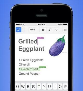 Google Dokümanlar Ekran Görüntüleri - 3