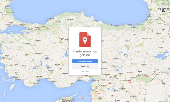 Google Maps Ekran Görüntüleri - 3