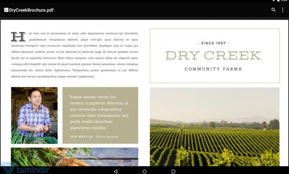 Google PDF Viewer Ekran Görüntüleri - 4