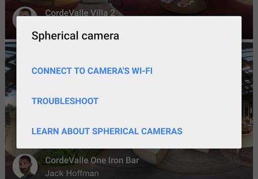 Google Street View Ekran Görüntüleri - 1