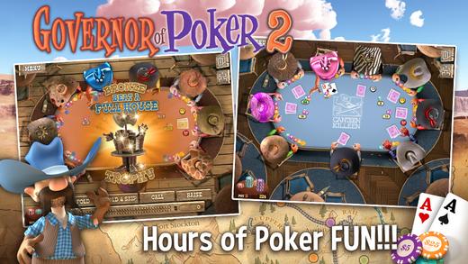 Governor of Poker 2 Ekran Görüntüleri - 5