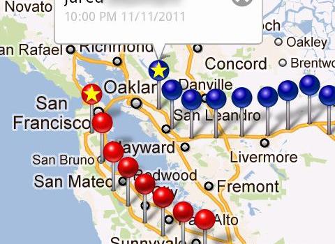 GPS Phone Tracker Lite Ekran Görüntüleri - 4