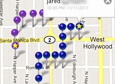 GPS Phone Tracker Lite Ekran Görüntüleri - 1