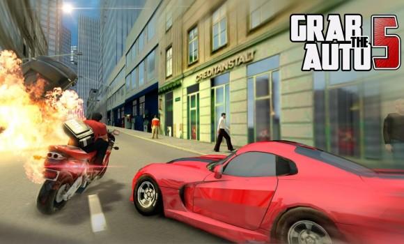 Grab The Auto 5 Ekran Görüntüleri - 5