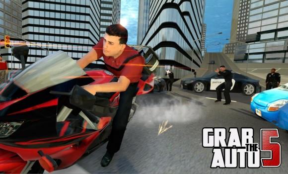 Grab The Auto 5 Ekran Görüntüleri - 2