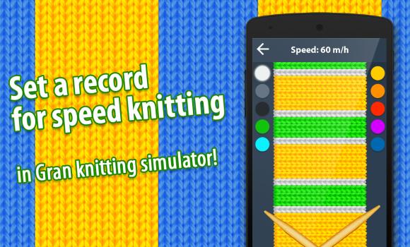 Gran Knit Simulator Ekran Görüntüleri - 4