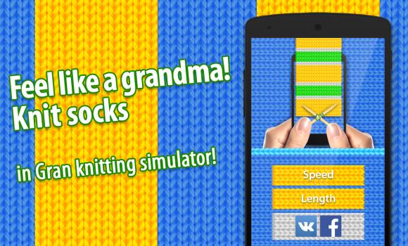 Gran Knit Simulator Ekran Görüntüleri - 2