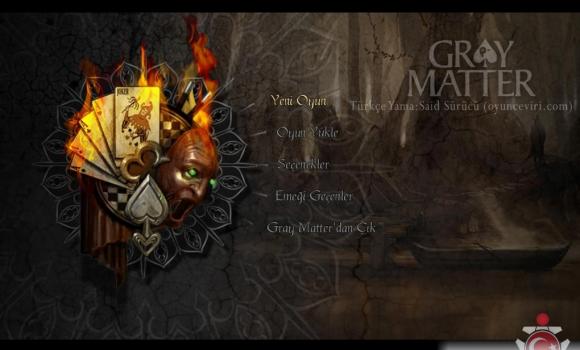 Gray Matter Türkçe Yama Ekran Görüntüleri - 3