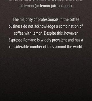 Great Coffee App Ekran Görüntüleri - 1