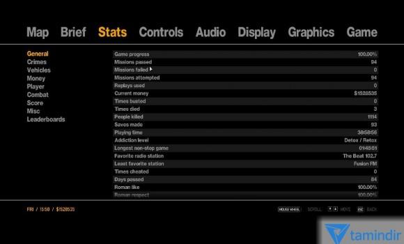 GTA 4 Save Dosyası Ekran Görüntüleri - 2