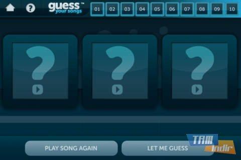Guess Your Songs Ekran Görüntüleri - 1