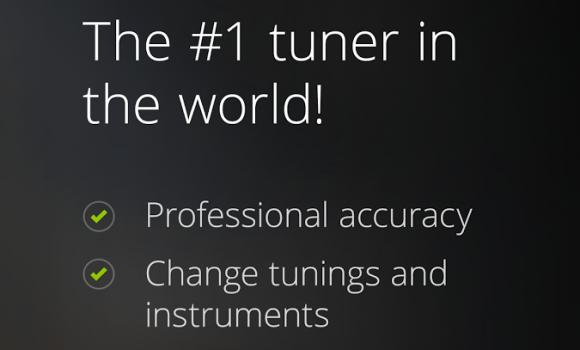 Guitar Tuner Free Ekran Görüntüleri - 4