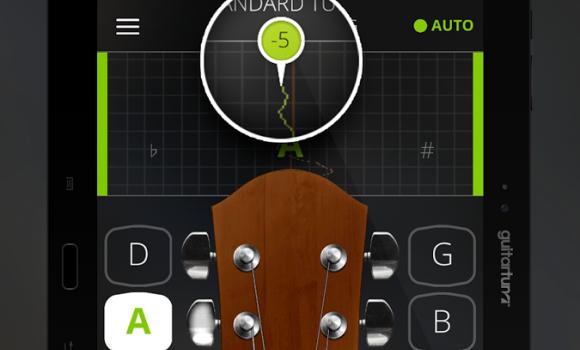Guitar Tuner Free Ekran Görüntüleri - 3