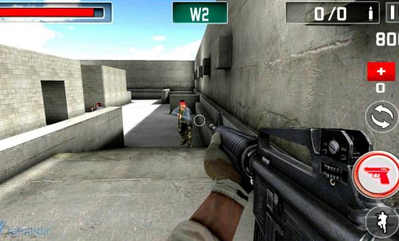 Gun Shoot War Ekran Görüntüleri - 2
