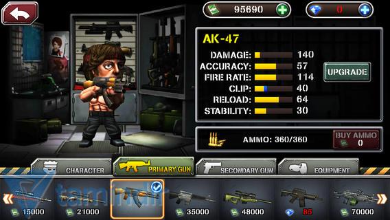 Gun Strike 2 Ekran Görüntüleri - 1