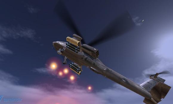 GUNSHIP BATTLE: Helicopter 3D Ekran Görüntüleri - 4
