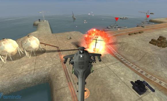 GUNSHIP BATTLE: Helicopter 3D Ekran Görüntüleri - 2