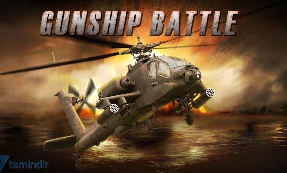 GUNSHIP BATTLE: Helicopter 3D Ekran Görüntüleri - 1
