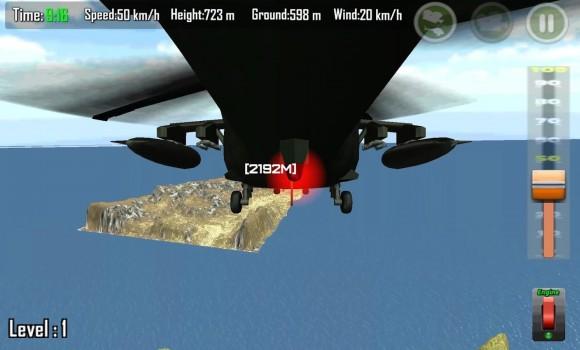 Gunship Carrier Helicopter 3D Ekran Görüntüleri - 5