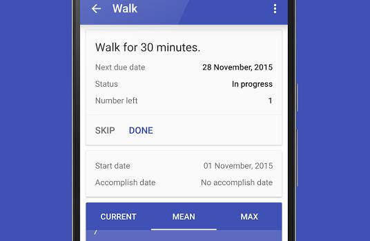 Habit Tracker Ekran Görüntüleri - 1