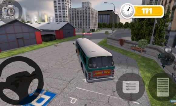 HD Bus Parking Ekran Görüntüleri - 4