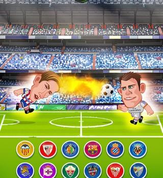 Head Soccer La Liga Ekran Görüntüleri - 5