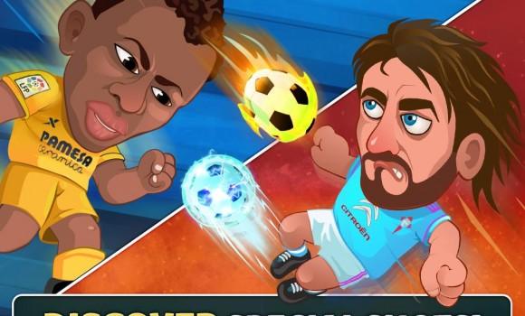 Head Soccer La Liga Ekran Görüntüleri - 4
