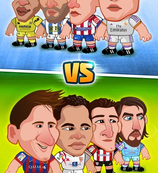 Head Soccer La Liga Ekran Görüntüleri - 3