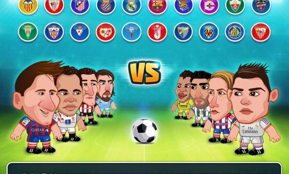Head Soccer La Liga Ekran Görüntüleri - 2