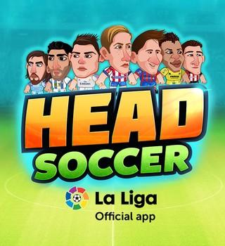 Head Soccer La Liga Ekran Görüntüleri - 1