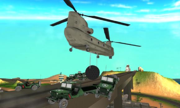 Helicopter Flight Simulator 3D Ekran Görüntüleri - 3